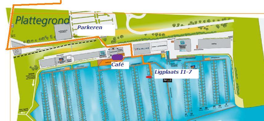 Grevelingencup 39 11 39 12 aquaholics for Port zelande map