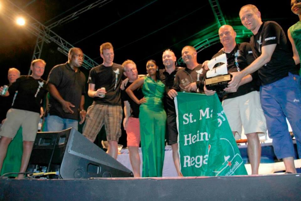 1e heineken regatta 2014